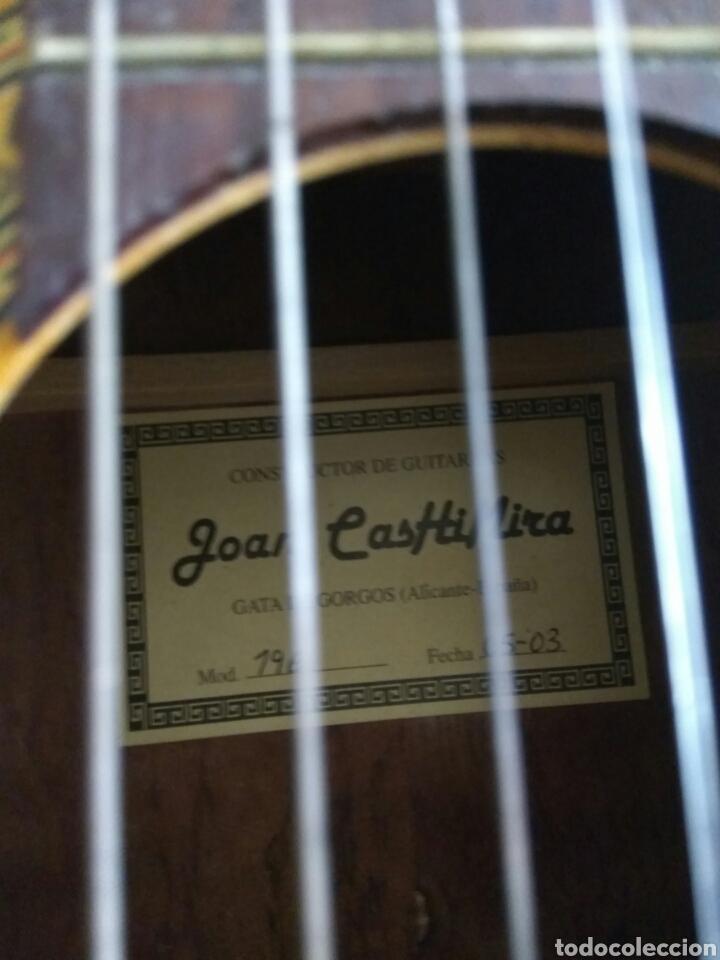 Instrumentos musicales: GUITARRA CLÁSICA JOAN CASHIMIRA MODELO 19-E - Foto 6 - 136350992