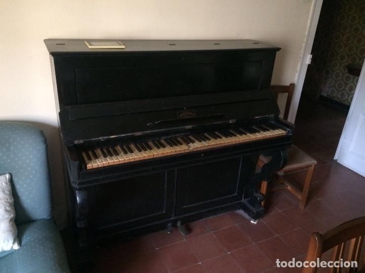 Instrumentos musicales: PIANO MIGUEL SOLER - Foto 3 - 116882411