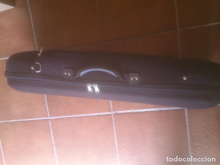 Instrumentos musicales: Funda de violín - Foto 2 - 116888547