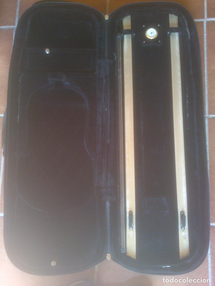 Instrumentos musicales: Funda de violín - Foto 3 - 116888547