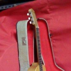 Instrumentos musicales: GUITARRA LA TUNA. REALIZADA EN MADRID. EN SU FUNDA.. Lote 117626071