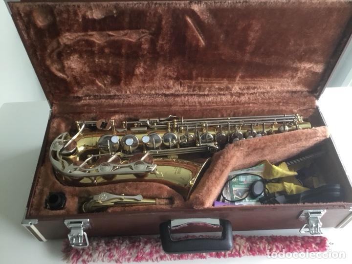 SAXO ALTO , YAMAHA 25 (Música - Instrumentos Musicales - Viento Metal)