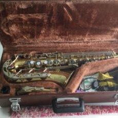 Instrumentos musicales: SAXO ALTO , YAMAHA 25. Lote 117722104