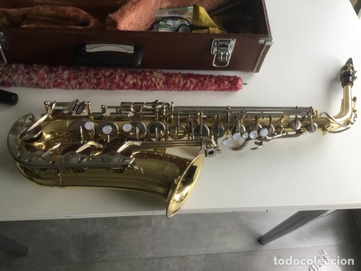 Instrumentos musicales: Saxo alto , Yamaha 25 - Foto 3 - 117722104