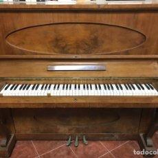 Instrumentos musicales: PIANO DE PARED J.SMITH - F.CHIAPPO ARIETTI BARCELONA. Lote 117769003
