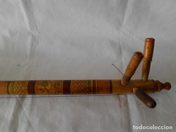 Instrumentos musicales: ANTIGUO INSTRUMENTO MUSICAL TRES CUERDAS ( LAUD) - Foto 2 - 118034755