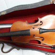 Instrumentos musicales: VIOLIN ANTIGUO COPIA ANTONIUS STRADIVARIUS 1721. Lote 118172234