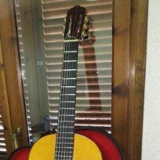 Instrumentos musicales: EXTRAORDINARIA GUITARRA DEL MAESTRO ALFONSO CHECA 1976. Lote 118568387