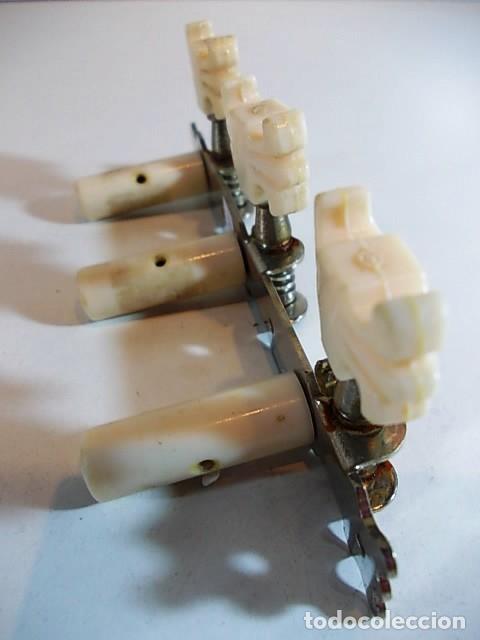 Instrumentos musicales: Clavijero para guitarra en pasta - Foto 5 - 118572759