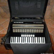 Instrumentos musicales: ESTUPENDO ACORDEÓN HONNER DE 120 BAJOS.. Lote 118586479