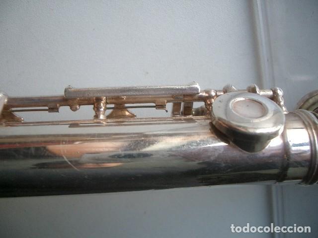 Instrumentos musicales: FLAUTA TRAVERESA Gemeinhardt M2 Plata - Foto 10 - 119325323