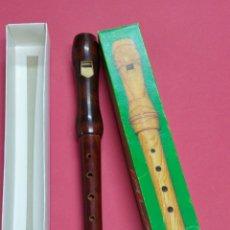 Instrumentos musicales: FLAUTA MADERA TANAKO 1095 AÑOS 80 NUEVA A ESTRENAR. Lote 119505335