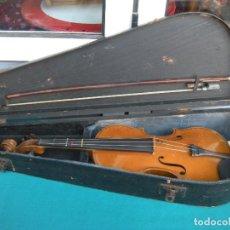 Instrumentos musicales: ANTIGUO VIOLIN THE METRO VIOLIN CLASS ORGANISATIÓN, CHECOSLOVAQUIA.. Lote 119922927