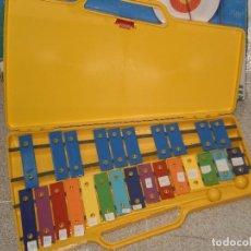 Instrumentos musicales: XYLOPHONE DA BO DB-25K CON FUNDA ACOPLADA , CAJA ORIGINAL .*BEYER* , AÑOS 70. Lote 120145327