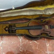 Instrumentos musicales: VIOLÍN SIGLO XIX. Lote 120668902