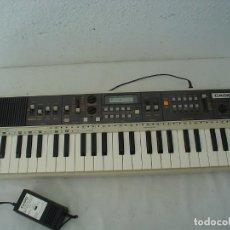 Instrumentos musicales: TECLADO CASIO CASIOTONE MT-70. Lote 120968923