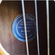 Instrumentos musicales: GUITARRA ESPAÑOLA FABRICADA A PRINCIPIOS DE LOS AÑOS 70. Lote 121064639
