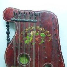 Instrumentos musicales: ANTIGUA CÍTARA JUBELTÖNE-ACCORD ZITHER GERMANY-KONCERI VIOLÍN-HARIE - ORIGINAL PRINCIPIOS DEL S. XX. Lote 121456547