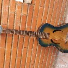 Instrumentos musicales: GUITARRA ACUSTICA ESPAÑOLA. Lote 121506467