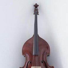 Instrumentos musicales: ANTIGUO CONTRABAJO FRANCISCO MANUEL FLETA 1936 LUTHIER DOUBLE BASS CONTREBASSE . Lote 121647823