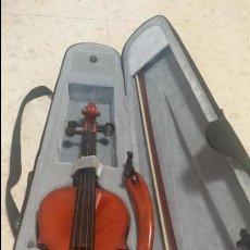 Instrumentos musicales: VIOLÍN - MARCA BERNARD. Lote 121658927