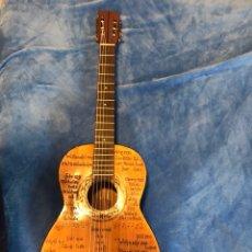 Instrumentos musicales: GUITARRA ANTIGUA. Lote 121826630