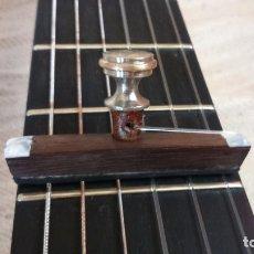 Instrumentos musicales: CEJILLA ARTESANAL GUITARRA FLAMENCA FLAMENCO GUITAR CAPO. Lote 121977330