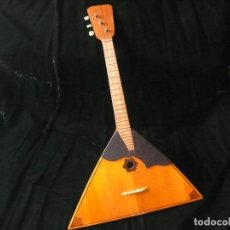 Instrumentos musicales: BALALAIKA BALALAICA RUSA ANTIGUA. Lote 122021087