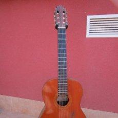 Instrumentos musicales: GUITARRA MANUEL CONTRERAS. Lote 122323691