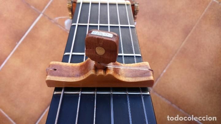 CEJILLA ARTESANAL GUITARRA FLAMENCA FLAMENCO GUITAR CAPO (Música - Instrumentos Musicales - Guitarras Antiguas)