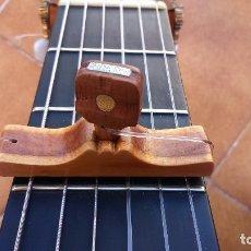 Instrumentos musicales: CEJILLA ARTESANAL GUITARRA FLAMENCA FLAMENCO GUITAR CAPO. Lote 122441131