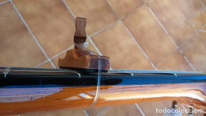 Instrumentos musicales: cejilla artesanal guitarra flamenca flamenco guitar capo - Foto 3 - 122441131