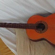 Instrumentos musicales: GUITARRA ESPAÑOLA DE GERMAN PEREZ BARRANCO GRANADA MIREN FOTOS . Lote 122586859