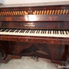 Instrumentos musicales: PIANO PIANOLA BIEDERMAIER. Lote 122668095