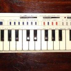 Instrumentos musicales: ORGANO TECLADO CASIO PT 20 - PT20 CON FUNDA - VER FOTOS. Lote 123081439