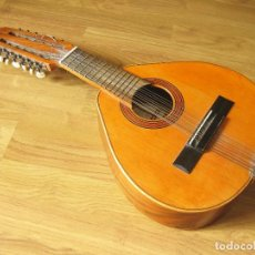 Musikinstrumente - BANDURRIA DE 12 CUERDAS DE INSTRUMENTOS MUSICALES CASA GARRIDO DE MADRID - 123195811