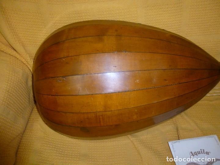 Instrumentos musicales: Laúd bajo alemán - Foto 4 - 124306447