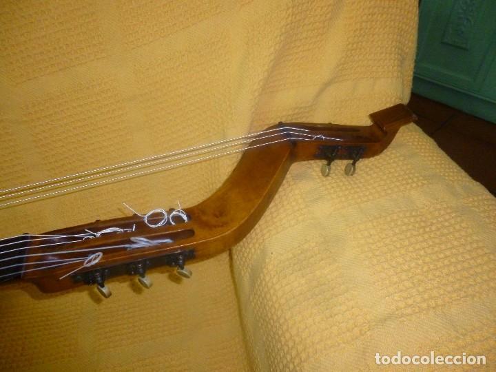 Instrumentos musicales: Laúd bajo alemán - Foto 5 - 124306447
