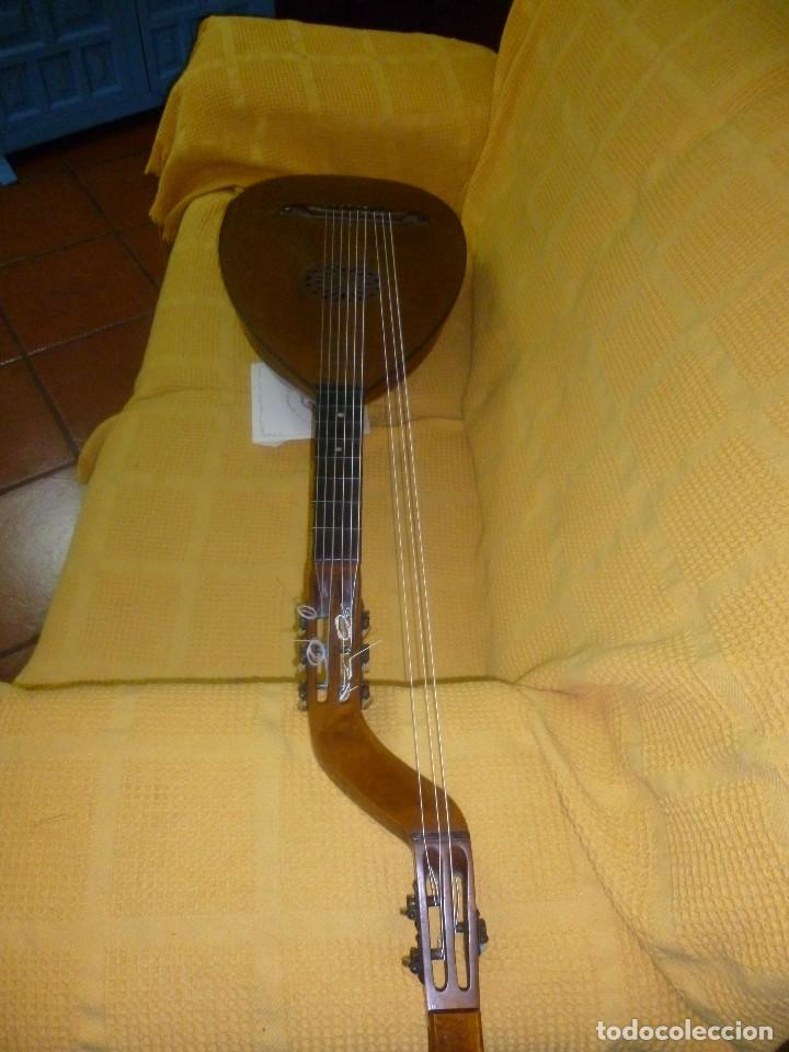 Instrumentos musicales: Laúd bajo alemán - Foto 6 - 124306447