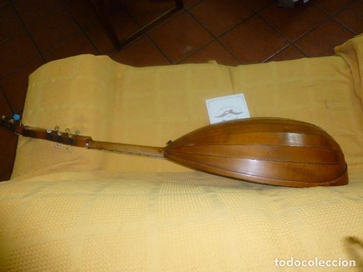 Instrumentos musicales: Laúd bajo alemán - Foto 7 - 124306447