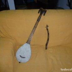 Instrumentos musicales: PRECIOSO GUSLE SERBIO. Lote 124307039