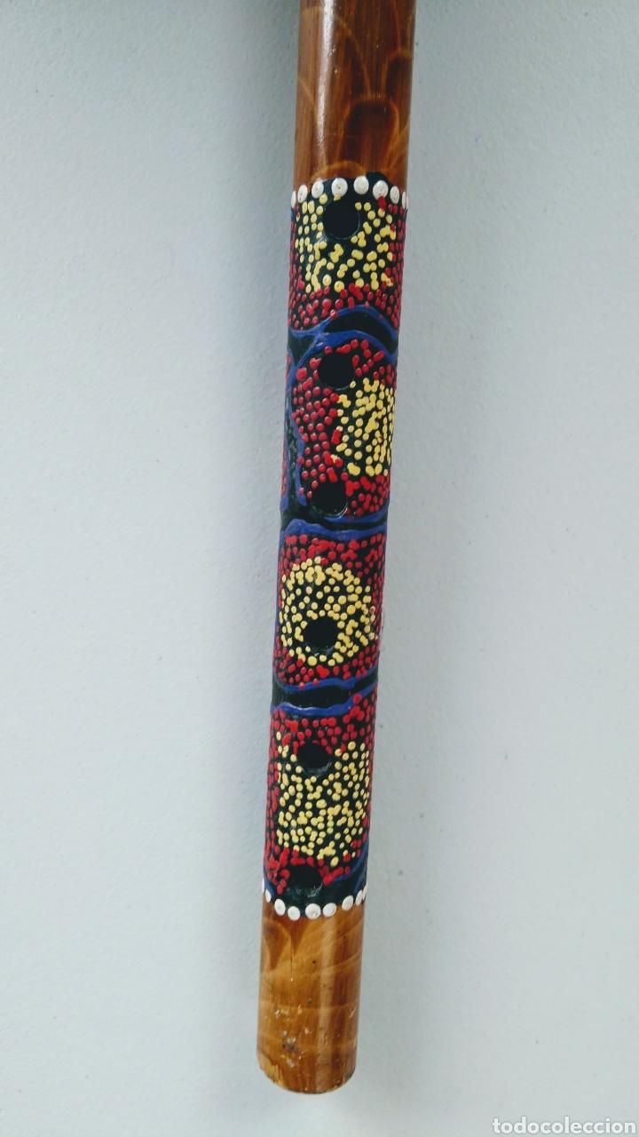 Instrumentos musicales: Flauta artesanal caña millo - Foto 2 - 161296837