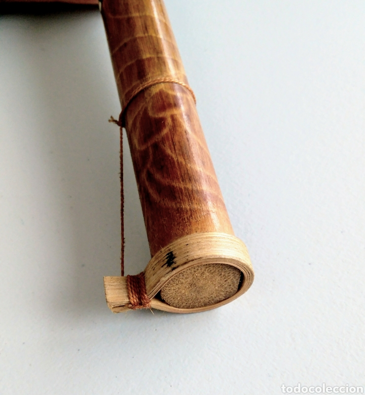 Instrumentos musicales: Flauta artesanal caña millo - Foto 5 - 161296837