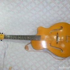 Instrumentos Musicais: GUITARRA JAZZ AUSTRIACA AÑOS 50-60. Lote 124423255
