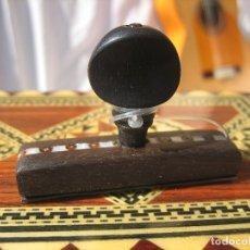 Instrumentos musicales: CEJILLA ARTESANAL GUITARRA FLAMENCA FLAMENCO GUITAR CAPO PALOSANTO. Lote 125116230