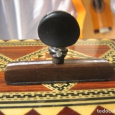 Instrumentos musicales: CEJILLA ARTESANAL GUITARRA FLAMENCA FLAMENCO GUITAR CAPO PALOSANTO. Lote 125116720