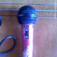 Instrumentos musicales: MICRO DE DISNEY CON CLAVIJA ACTUAL. Lote 125147443