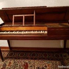 Instrumentos musicales: PIANOFORTE ESPAÑOL. MARCA FERNÁNDEZ. FRANCISCO FERNÁNDEZ (ASTURIAS, 1766-1852). Lote 126308212
