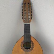 Instrumentos musicales: ANTIGUA BANDURRIA RAFAEL MOLINA -MERVI- AÑOS 50. Lote 125308743