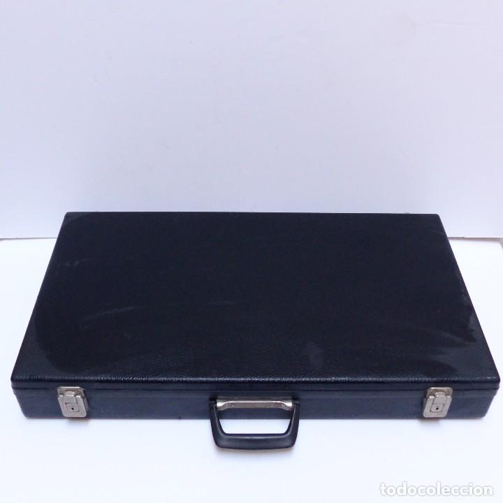 Instrumentos musicales: Estado perfecto. Antigua cítara de Gewa Mittenwald en su caja original. Alemania 1950 - 1960 - Foto 4 - 125346191